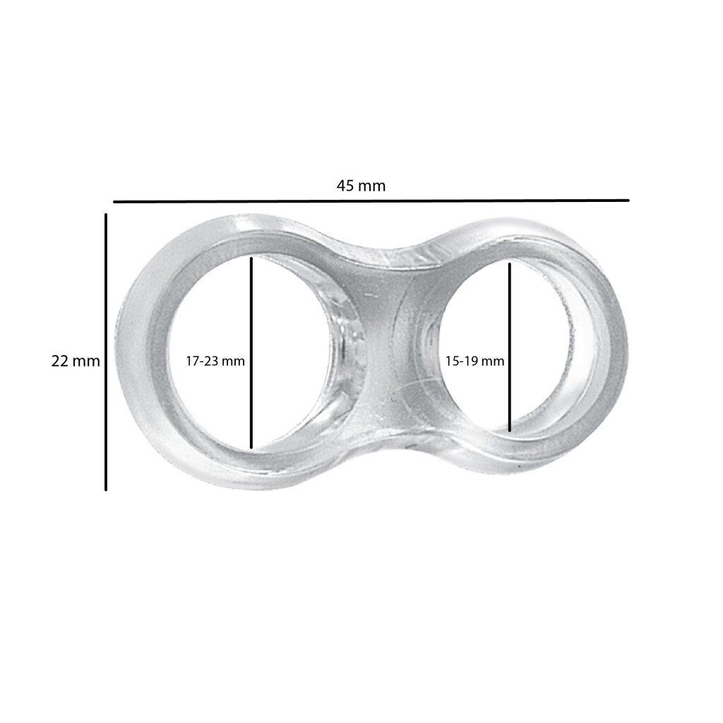 Dimensions Door Handle Buffers