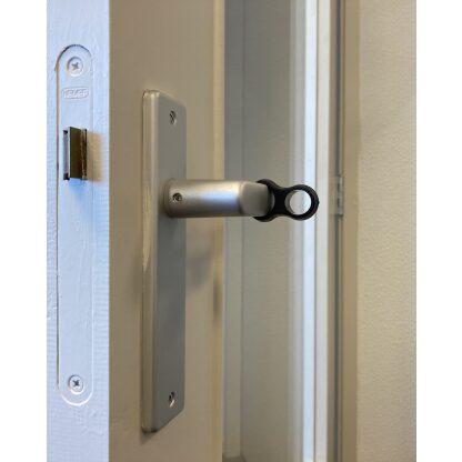 SumioProducts Door Stops / Door Handle Buffers Black