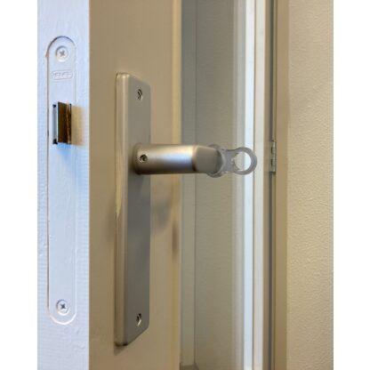 SumioProducts Door Stops / Door Handle Buffers Transparent