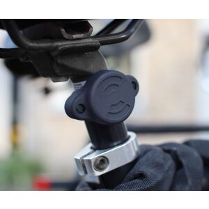 Bike mount for Apple AirTag