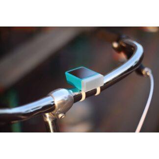 LITTA Sustainable Bicycle Lights on Solar Energy
